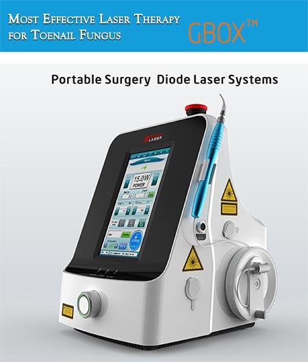 Gbox Surgical Diode Laser